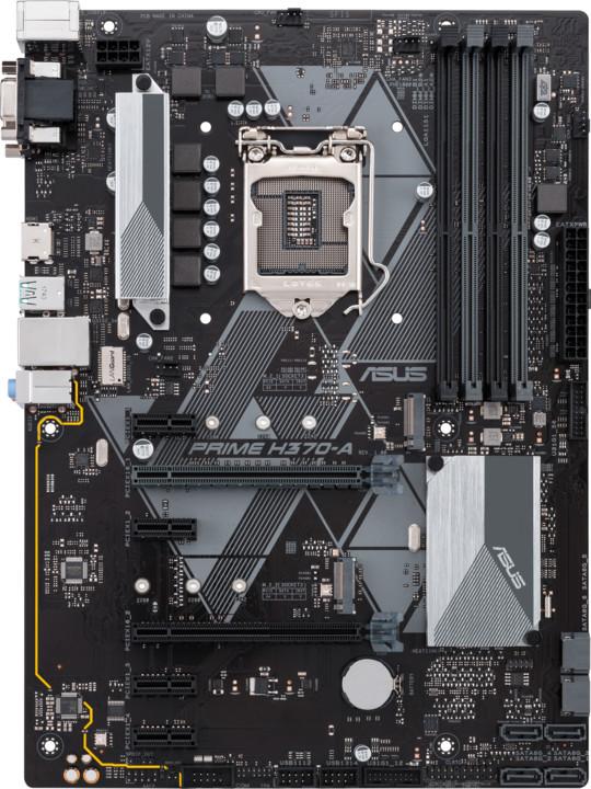 ASUS PRIME H370-A - Intel H370