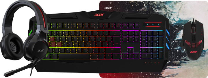 Acer Nitro Gaming Set, US