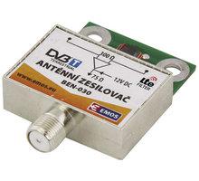 Emos anténní předzesilovač 30dB VHF/UHF - 2507100700