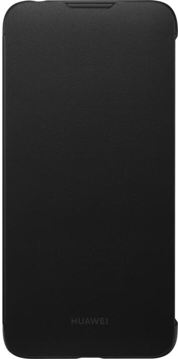 Huawei Original folio pouzdro pro Y7 2019, černá