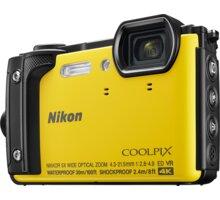 Nikon Coolpix W300, žlutá - VQA072E1