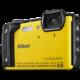 Nikon Coolpix W300, žlutá - Holiday kit