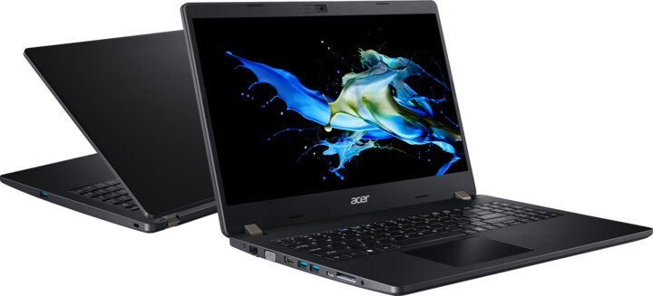 Acer TravelMate P215 (TMP215-52-35WC), černá