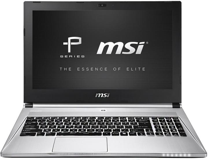 MSI PX60 2QD-044CZ PRESTIGE, stříbrná