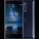 Nokia 8, lesklá modrá