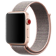 ESES nylonový řemínek 38mm pro Apple Watch, světle růžová