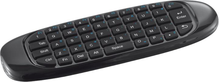 Trust kombinovaná klávesnice s myší, bezdrátová
