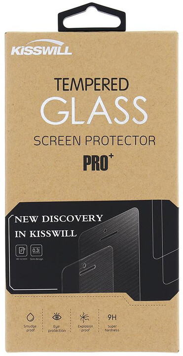 Kisswill Tvrzené sklo 0.3 mm pro Xiaomi Redmi 4