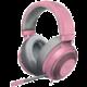 Razer Kraken Pro v2 Oval, Quartz, růžová
