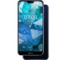 Nokia 7.1, Single Sim - 32GB, modrá