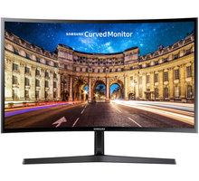"""Samsung C24F396F - LED monitor 24""""  + O2 TV s balíčky HBO a Sport Pack na 2 měsíce (max. 1x na objednávku)"""