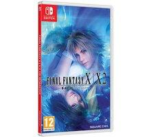 Final Fantasy X a X