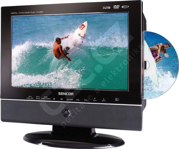 098a5000e Sencor SLT 1055DVDP - LCD televize 10