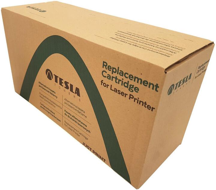 TESLA alternativní toner kompatibilní s Minolta A0V30HH, cyan
