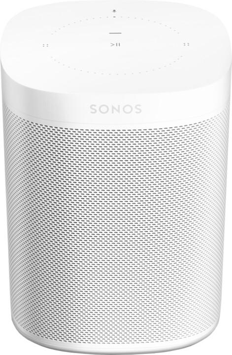 Sonos One, bílá