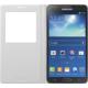 Samsung EF-CN900BW flip S-view pouzdro pro Note 3, bílá