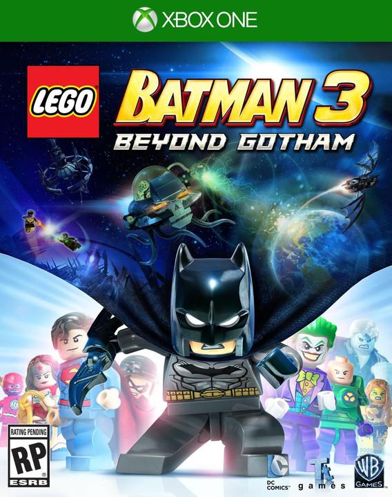 LEGO Batman 3: Beyond Gotham - XONE