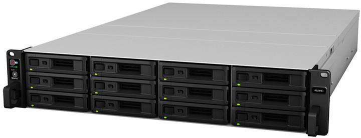 Synology RS2418+ RackStation + rozšířená záruka 5 let