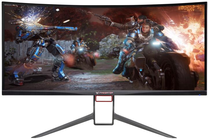 "Acer Predator X34P - LED monitor 34"""