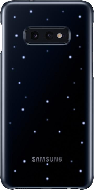 Samsung LED zadní kryt pro Samsung G970 Galaxy S10e, černá