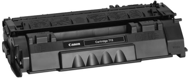 Canon CRG-715, černý