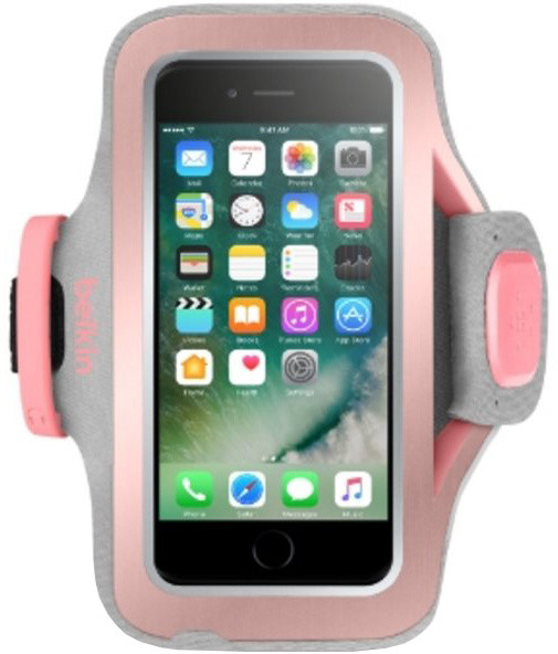 Belkin Slim-Fit pouzdro pro iPhone 7, růžově zlaté