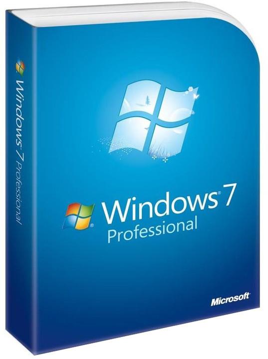Microsoft Windows 7 Pro ENG 64bit OEM