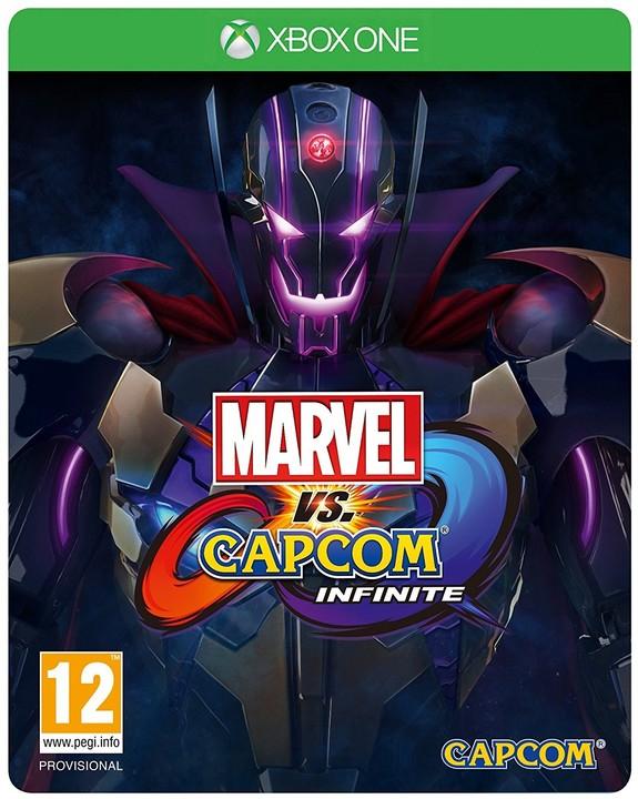 Marvel vs. Capcom: Infinite - Deluxe Edition (Xbox ONE)