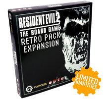Desková hra Resident Evil 2 - Retro Pack (rozšíření) (EN) - 5060453692929