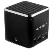 Technaxx Mini MusicMan, černá 3807