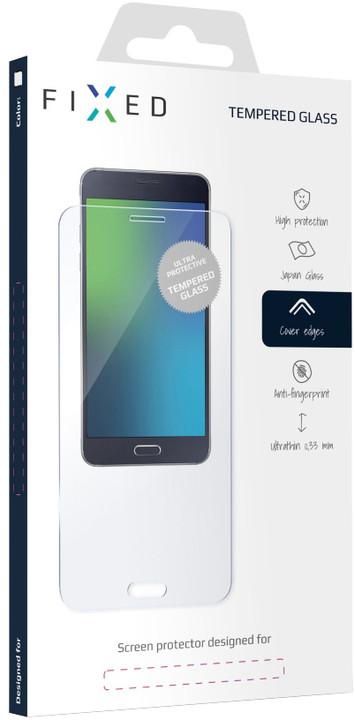 FIXED ochranné tvrzené sklo pro Huawei Y5 (2017)/ Y6 (2017)