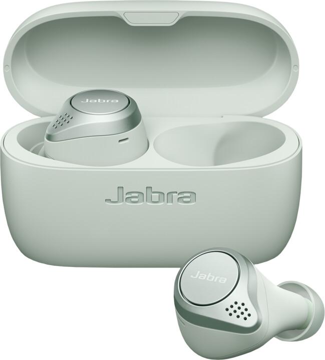Jabra Elite Active 75t, zelená