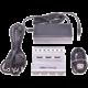 PremiumCord USB 2.0 HUB 7-portový s ext. napájením