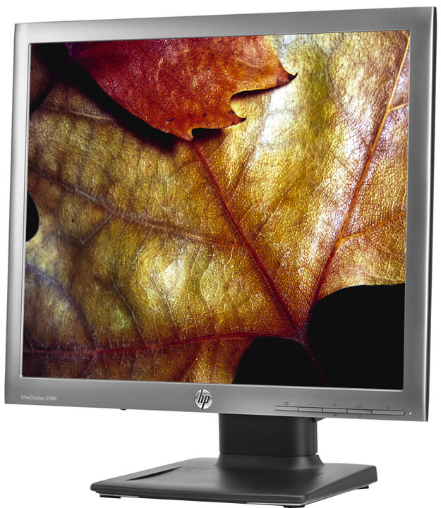 HP E190i - LED monitor 19""