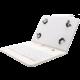 """C-TECH PROTECT NUTKC-01, pouzdro s klávesnicí pro 7-7.85"""", bílá"""