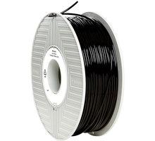 Verbatim tisková struna (filament), PLA, 2,85mm, 1kg, černá - 55276