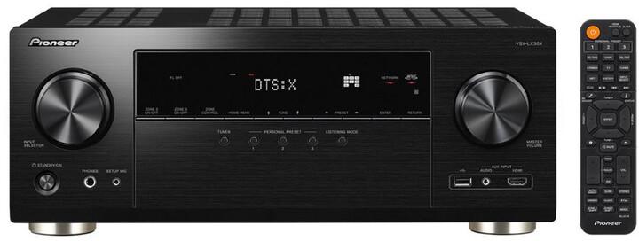 Pioneer VSX-LX304, černá