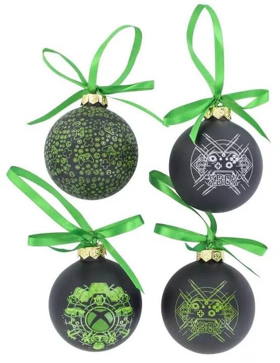 Vánoční ozdoby Xbox