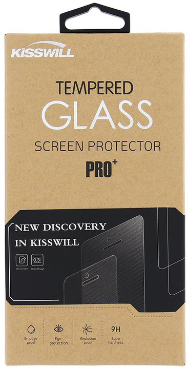 Kisswill Tvrzené Sklo 0.3mm pro Doogee X30