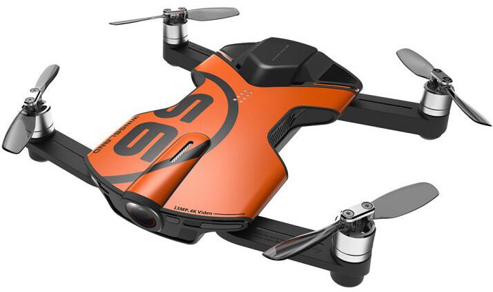 Wingsland S6 orange