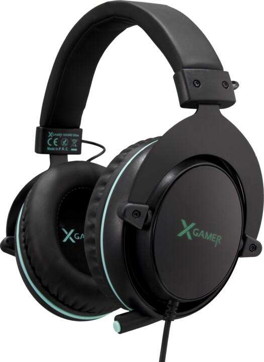 X-Gamer SD20, černá