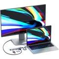 Satechi USB-C Multiport - 1xHDMI 4K,2x USB-A,1x SD,1x Ethernet, stříbrná