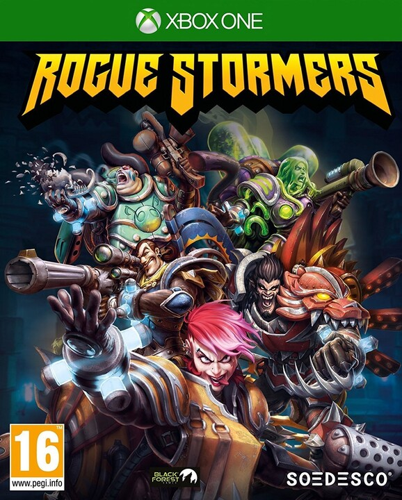Rogue Stormers (Xbox ONE)