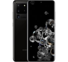 Samsung Galaxy S20 Ultra, 12GB/128GB, Cosmic Black  + Elektronické předplatné čtiva v hodnotě 4 800 Kč na půl roku zdarma + Youradio Premium na 4 měsíce zdarma