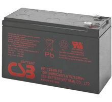 Eaton náhradní baterie pro UPS 12V/9Ah BAT-CSB-12V-9Ah