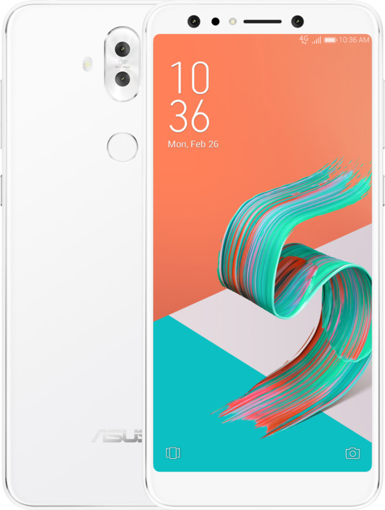 Asus ZenFone 5 Lite, Moonlight White