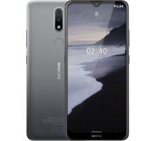 Nokia 2.4, 2GB/32GB, Dual SIM, Charcoal - 719901125401 + Antivir Bitdefender Mobile Security for And