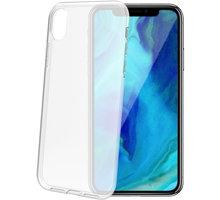 CELLY pouzdro TPU Gelskin pro Apple iPhone Xr, bezbarvé - GELSKIN998