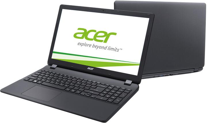Acer Extensa 15 (EX2519-P5U7), černá