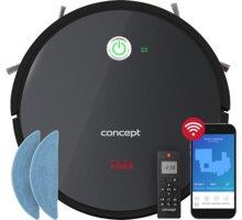 Concept VR3000 Robotický vysavač s mopem 2 v 1 REAL FORCE